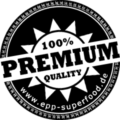Kauf auf Rechnung ohne Risiko bei Epp Superfood Siegelstempel