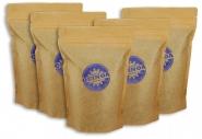 Weißer Quinoa 5kg, ganz. Gesunder Korn der Inka, 5x1kg