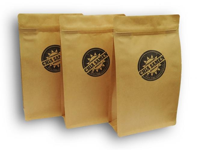 3kg Premium Chia Samen von bester Qualität / 3x1kg  Chiasamen